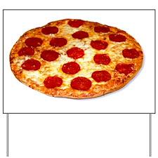 pizza Yard Sign