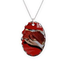MeatPoster Necklace