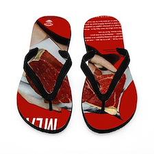 MeatPoster Flip Flops