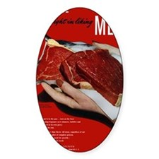 MeatPoster Decal