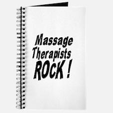 Massage Therapists Rock ! Journal