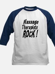 Massage Therapists Rock ! Tee