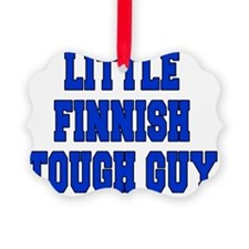 Little Finnish Tough Guy Ornament