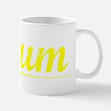 Tatum, Yellow Mug