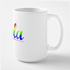 Viola, Rainbow, Mug