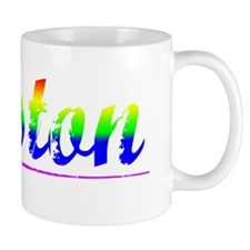 Weston, Rainbow, Mug