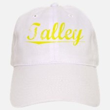 Talley, Yellow Baseball Baseball Cap
