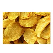 potatochips Postcards (Package of 8)