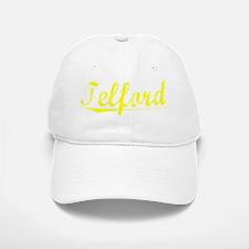 Telford, Yellow Baseball Baseball Cap