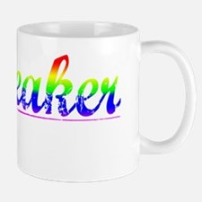 Whiteaker, Rainbow, Mug