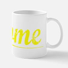 Thome, Yellow Mug