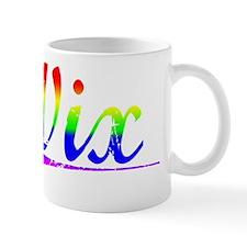 Wix, Rainbow, Mug