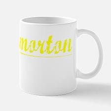 Throckmorton, Yellow Mug