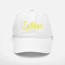 Tobias, Yellow Baseball Baseball Cap
