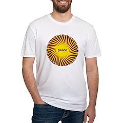 Swirling Star Peace Shirt