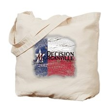 Decision Morganville 2012 Tote Bag