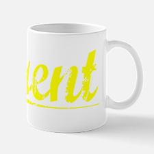 Trent, Yellow Mug