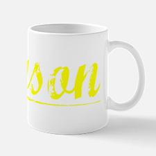Tyson, Yellow Mug