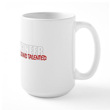 Audio Engineer Large Mug