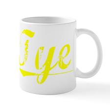 Tye, Yellow Mug