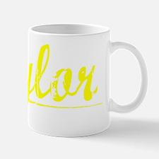 Tylor, Yellow Small Small Mug