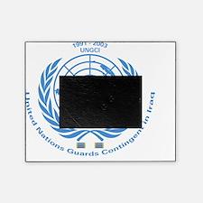 UNGCI Blue logo Picture Frame