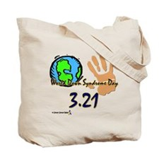 World Down Syndrome Day Tote Bag