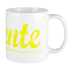Vicente, Yellow Mug