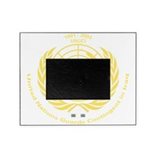 UNGCI-Vet-logo-yellow-clr Picture Frame