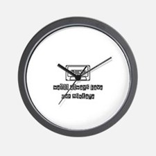 we'll always have our mixtape Wall Clock