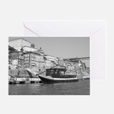 Douro Boat Greeting Card