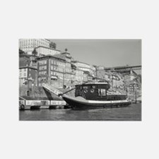 Douro Boat Rectangle Magnet