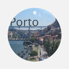 Porto Gaia Round Ornament