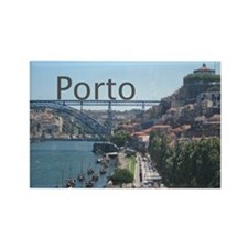 Porto Gaia Rectangle Magnet