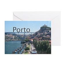 Porto Gaia Greeting Card