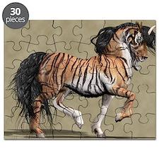 Tiger Unicorn Puzzle