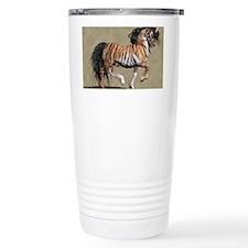 Tiger Unicorn Travel Mug
