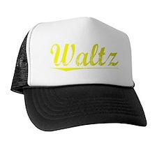 Waltz, Yellow Trucker Hat