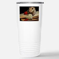 Hamster 1 Stainless Steel Travel Mug