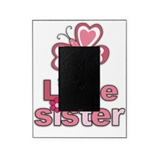Butterfly Little Sister Picture Frame