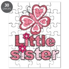 Butterfly Little Sister Puzzle