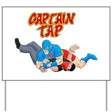 Captain Tap Yard Sign