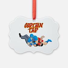 Captain Tap Ornament
