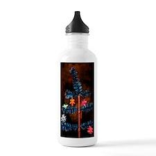 Funky Little Christmas Water Bottle