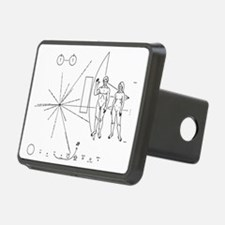 Pioneer Plaque Hitch Cover
