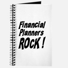 Financial Planners Rock ! Journal