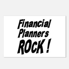 Financial Planners Rock ! Postcards (Package of 8)