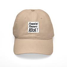 Financial Planners Rock ! Baseball Cap