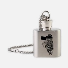 Chad G.  Made in Illinois Flask Necklace