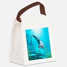 dol_snowflake_ornament_669_h_f Canvas Lunch Bag